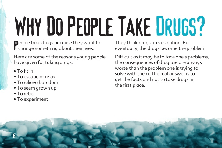 reason why teens use drugs Why i don't use drugs  in this essay i'm going to be explaining reasons why i choose not to use drugs the reason i choose not to use drugs is because drugs aren't going to get me anywhere .