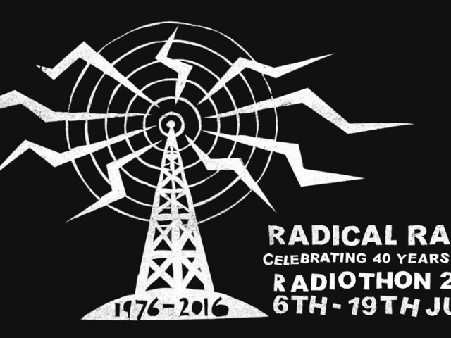 3CR Radiothon and Benefit Gig!